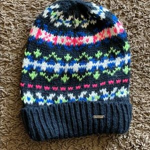 NWOT Abercrombie & Fitch beanie